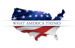 What America Thinks logo