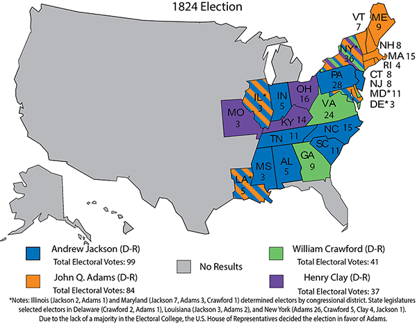 History In Red And Blue And Green And Purple Rasmussen Reports - 2015-us-election-results-map