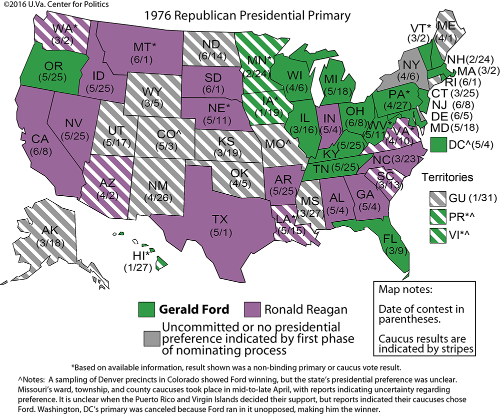 The Modern History of the Republican Presidential Primary ...