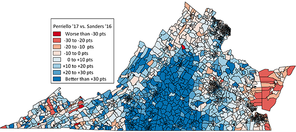 Democrats Start With Edge in Virginia Gubernatorial Race ...