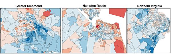 Democrats Start With Edge in Virginia Gubernatorial Race