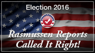 Rasmussen Reports Called It Right!