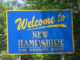 Election 2012: New Hampshire President
