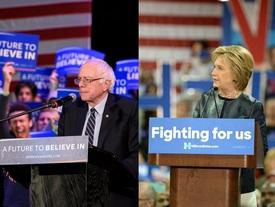 Most Democrats Think Clinton, Sanders Will Come Together