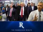 The Rasmussen Minute: Trump v. Obama - Saving Carrier
