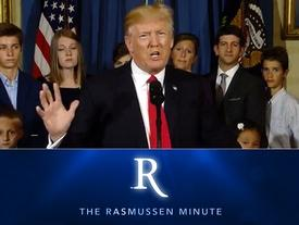 The Rasmussen Minute: The Party of Trump