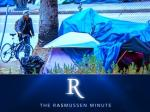The Rasmussen Minute: Homeless America