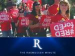 The Rasmussen Minute: The Teacher Rebellion